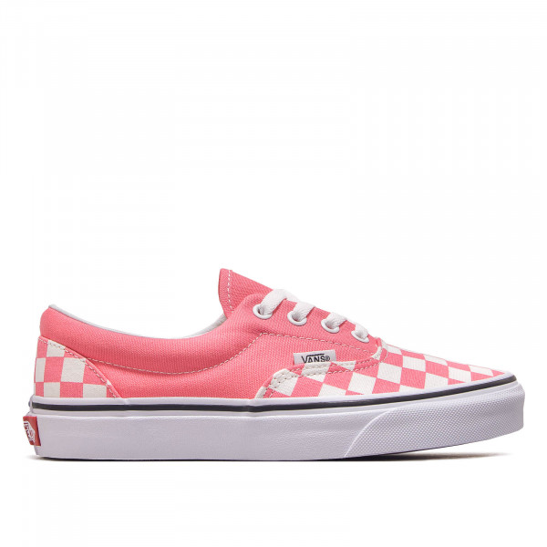 Vans Wmn Era Check Pink White