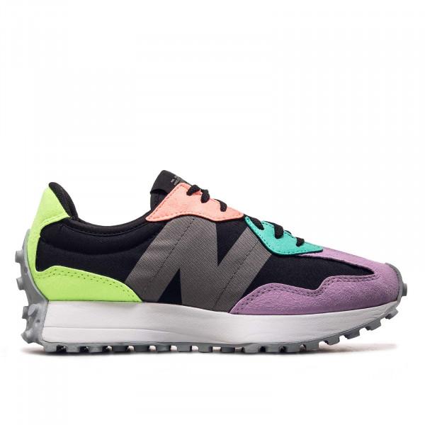Damen Sneaker - S327 PB - White / Black / Purple