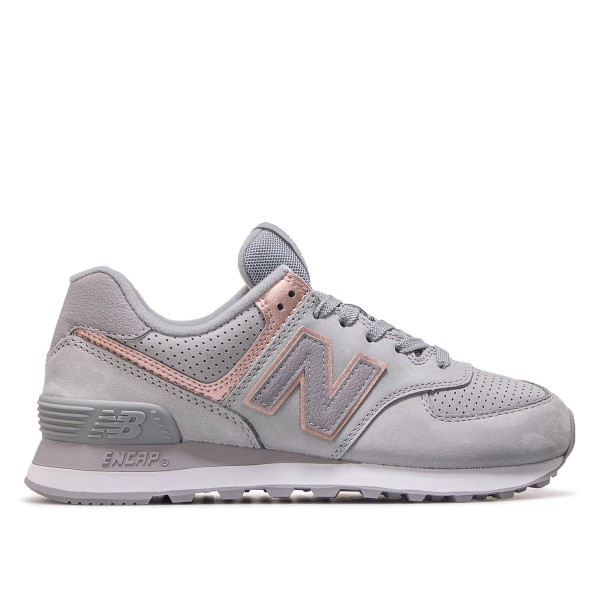 New Balance Wmn WL 574 NBN Grey Bronze