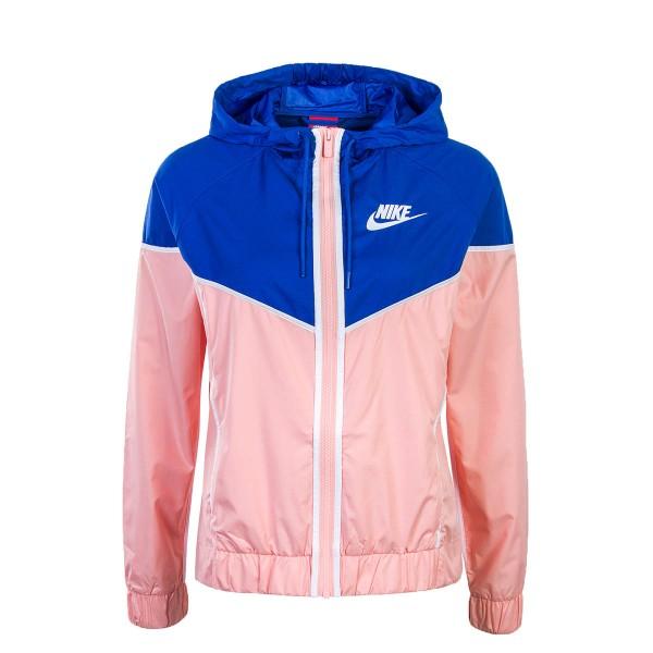 Nike Wmn Jkt NSW Windrunner Pink Blue