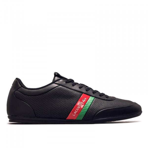 Herren Sneaker Storda 0120 Black Green