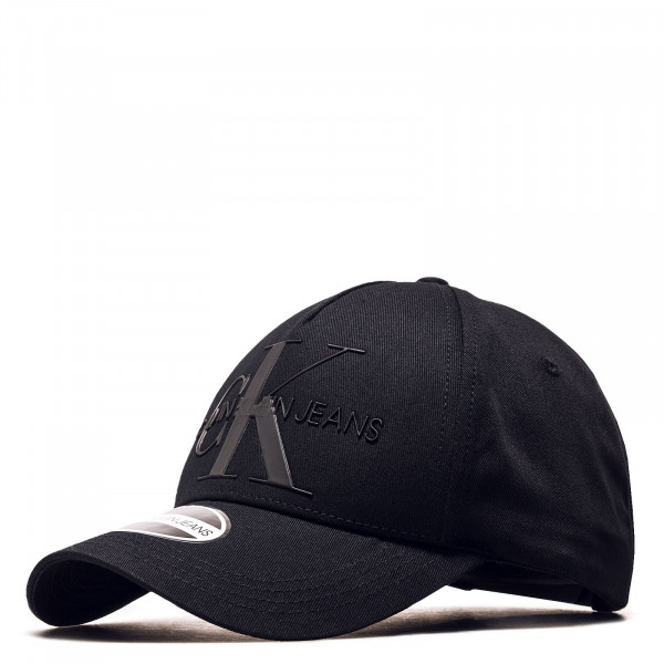 Unisex Cap - Monogram 7768 - Black