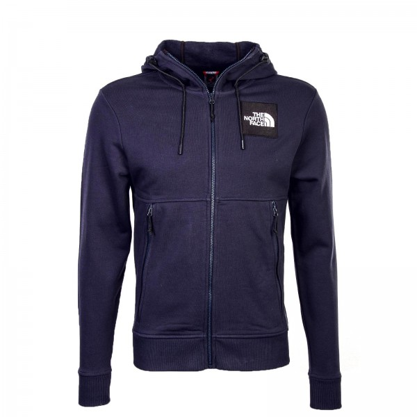 Northface Sweatjkt Fine Navy