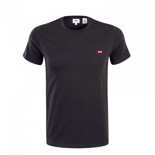 Herren T-Shirt Original Cotton Black