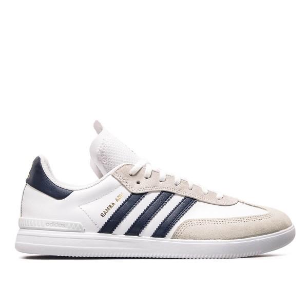 Adidas Skate Samba ADV White Navy