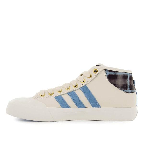 Adidas Matchcourt Mid X Snoop X G White
