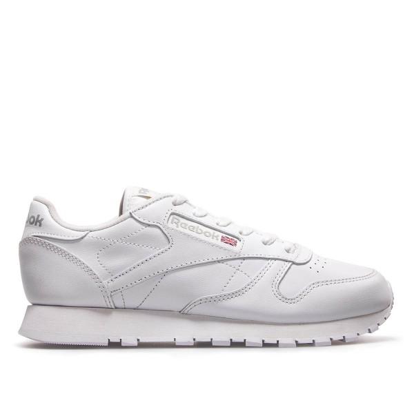 Damen Sneaker Classic Light White