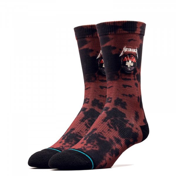 Socken Master Of Puppets Brown Black