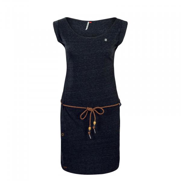 Dress Tag Black Melange