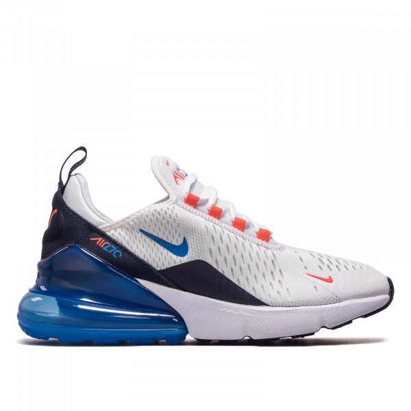 Nike Wmn Air Max 270 BG White Blue