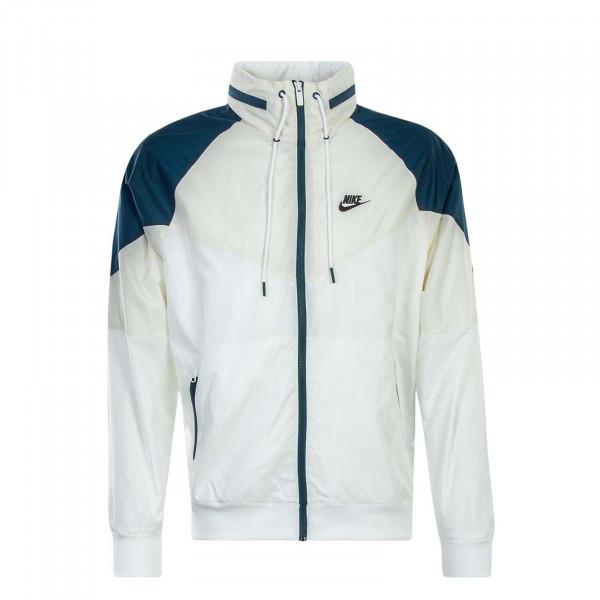 Nike Windrunner NSW HE Beige Blue