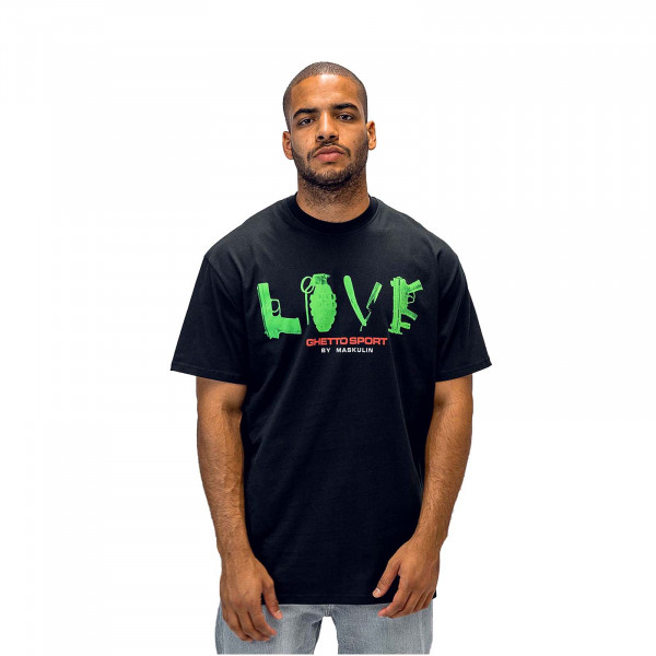 Herren T-Shirt LOVE is the answer