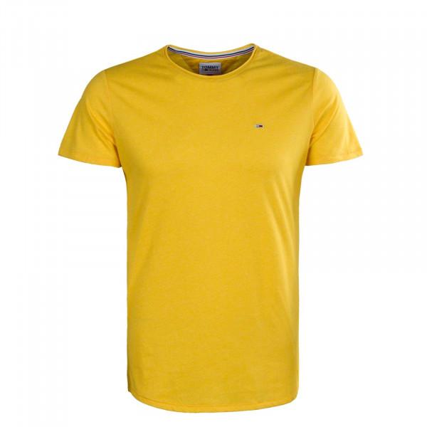 Herren T-Shirt - Slim Jaspe Tee 9586 - Pollen