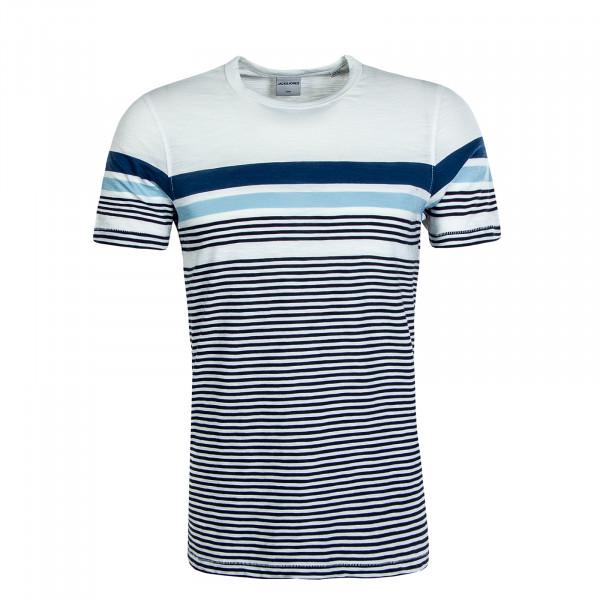 Herren T-Shirt SS Crew White