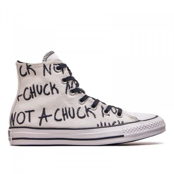 Damen Sneaker CTAS Hi 165413 White Black