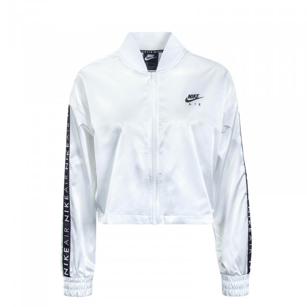 Damen Jacke Air TRK Satin White