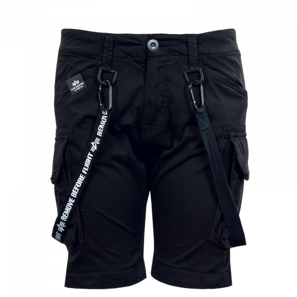 Herren Short - Utility - Black