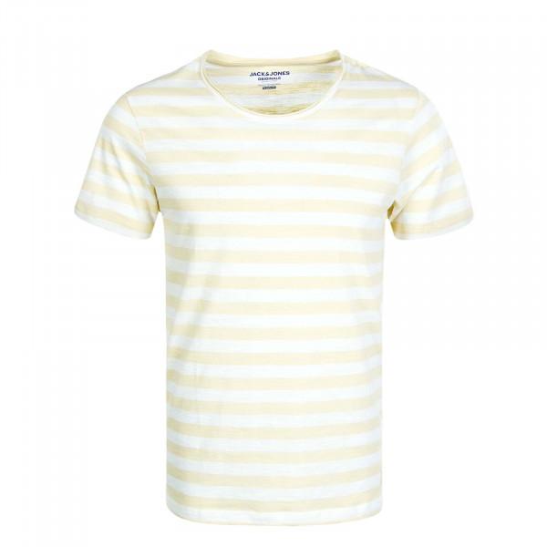 Herren T-Shirt Milo Crew Neck Flan Reg