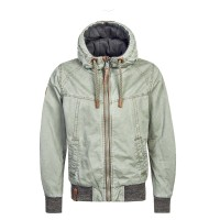 Naketano Jkt Survive & Advance Olive