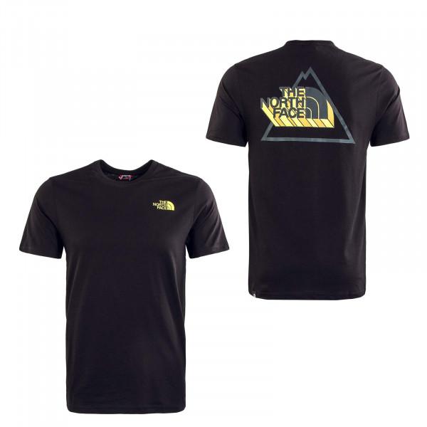 Herren T-Shirt -  3Yama - Black