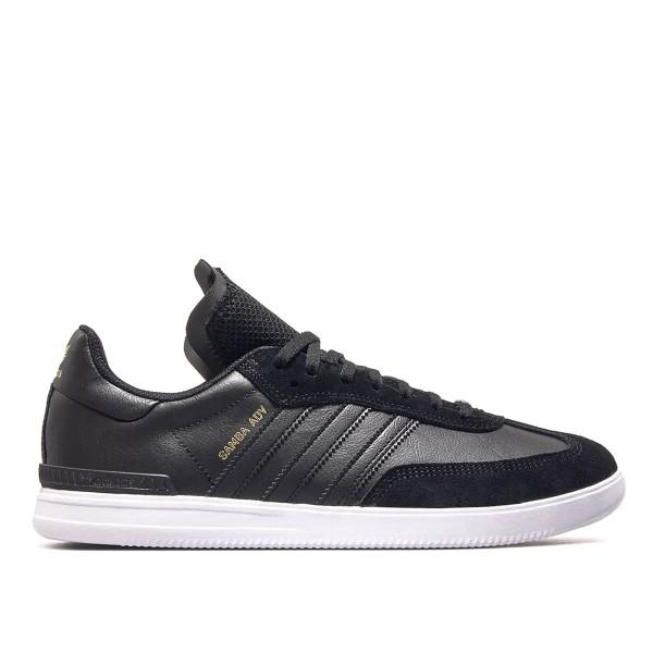 Adidas Skate Samba ADV Black White