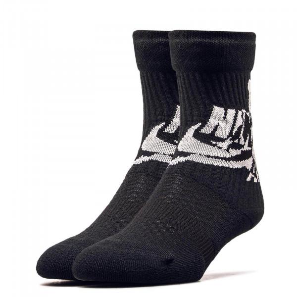 Socken Jump Black White