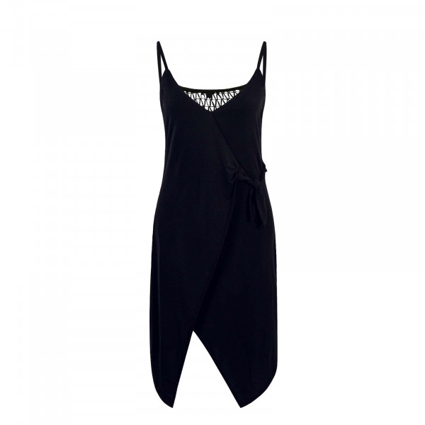 Khujo Wmn Dress Marble Black