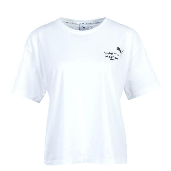 Puma Wmn TS Shantell Martin White Black