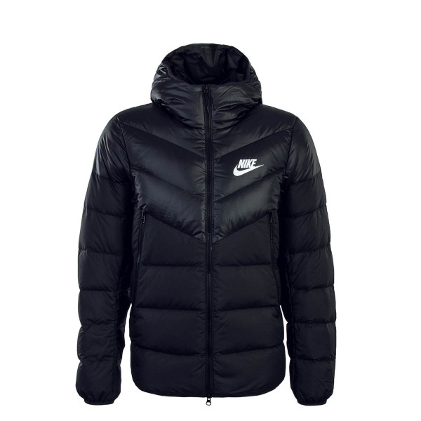 Nike Jkt NSW DWN FILL Black White