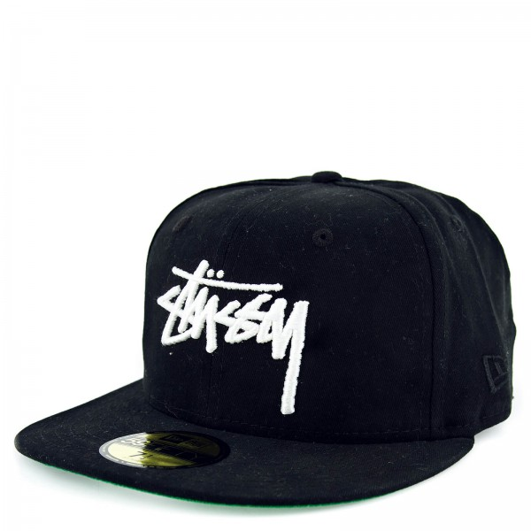 Stüssy Cap SU 15 Black