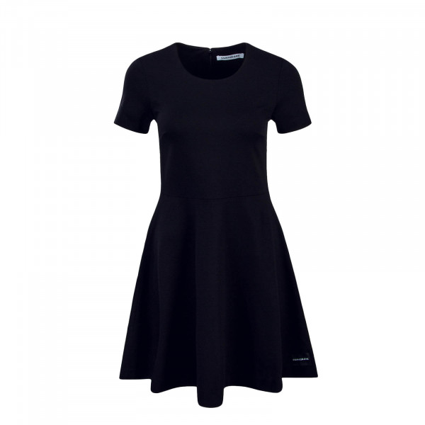 Dress Drapey Milano Black