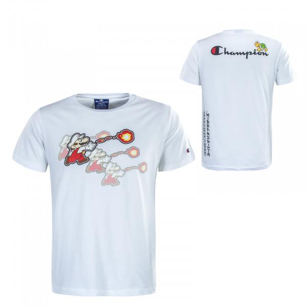 Herren T-Shirt - Super Mario Bros.™ - White