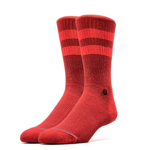 Stance Socks Uncommon Solid Joven Red