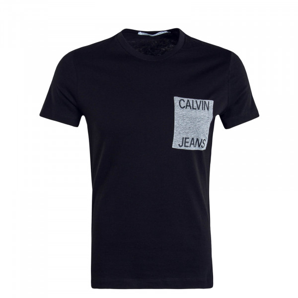 Herren T-Shirt 3427 Black Grey