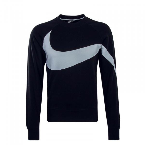 Nike Sweat HBR CRW Black White