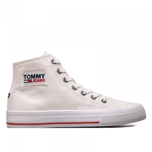Damen Sneaker - Midcut Vulc - White