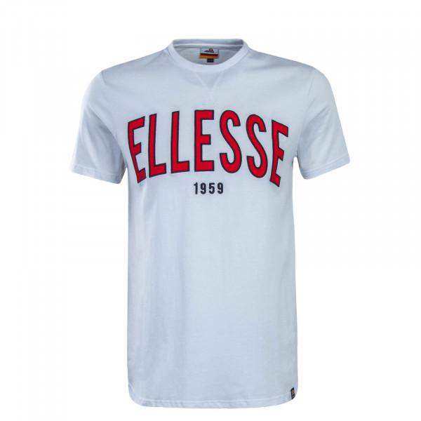 Herren T-Shirt Nali White Red