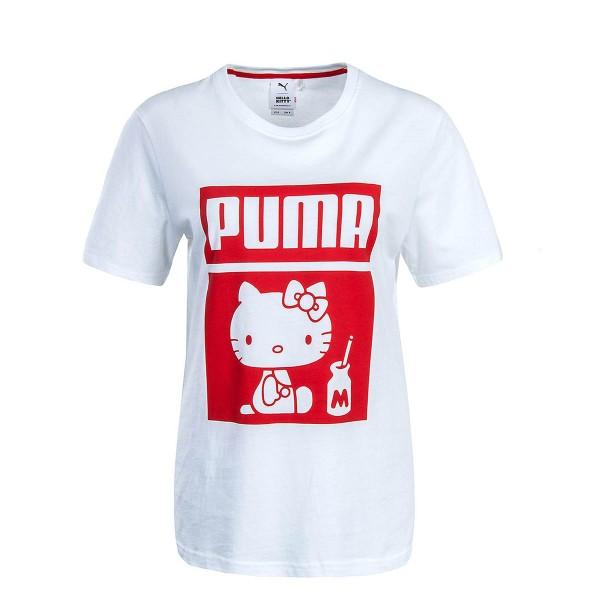 Puma X Wmn TS Hello Kitty White