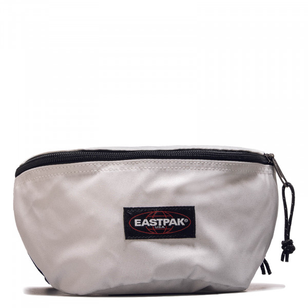 Hip Bag Springer Metallic White