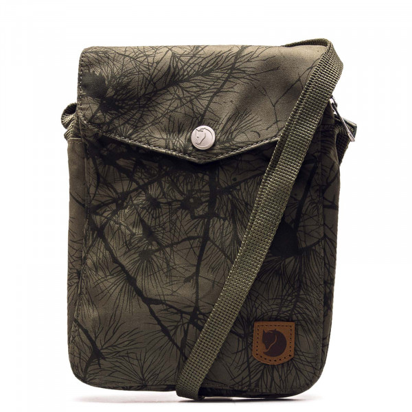 Tasche Greenland Pocket Camouflage  Green