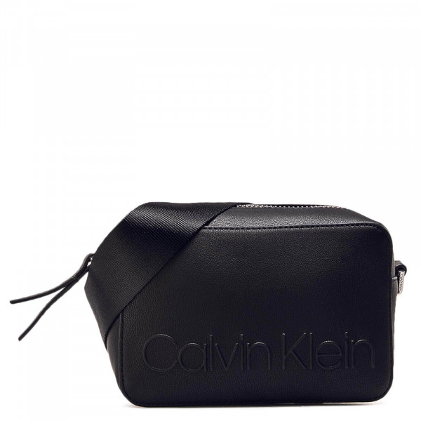 Damen Bag Edged Camera Black