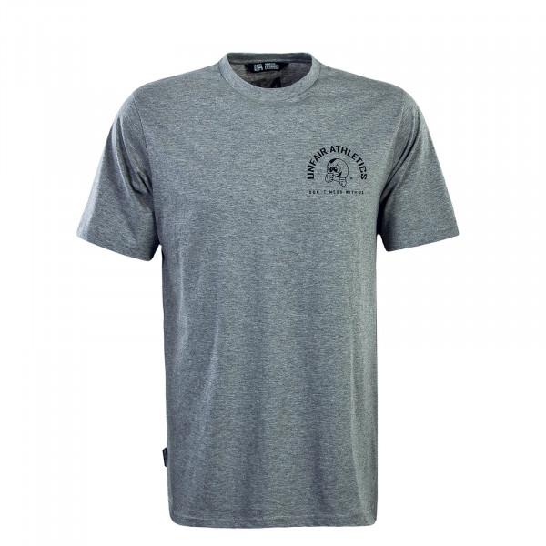 Herren T-Shirt 084 Punchingball Grey