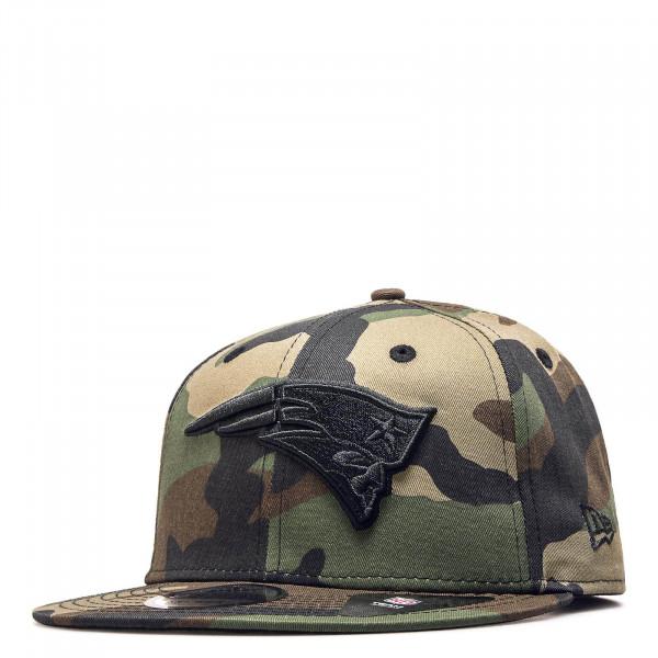 New Era Cap 9 Fifty Neepat Camo Green
