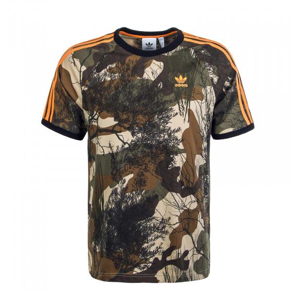 Herren T-Shirt Camouflage AOP Memp Brooxie