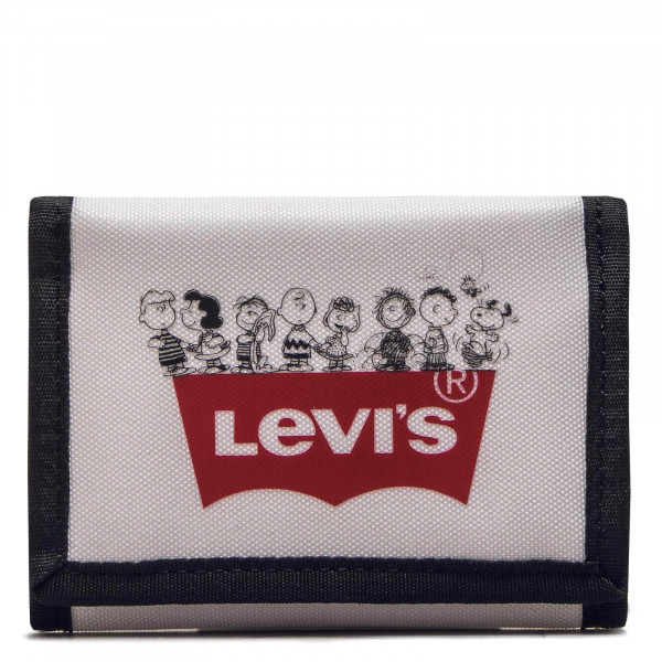Brieftasche Peanuts Squad White Black