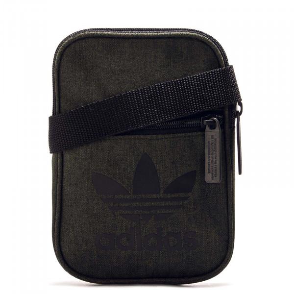Festival Bag Casual Olive Black