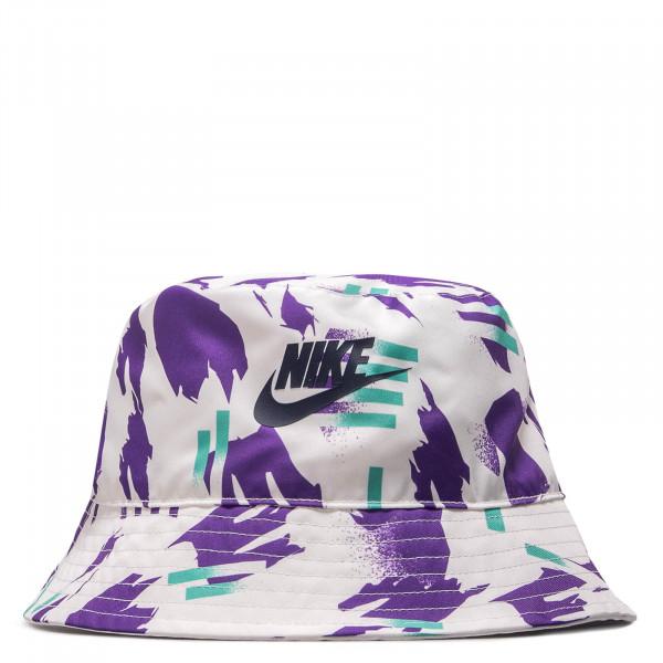 Hat U NK Festival Bucket White Purp
