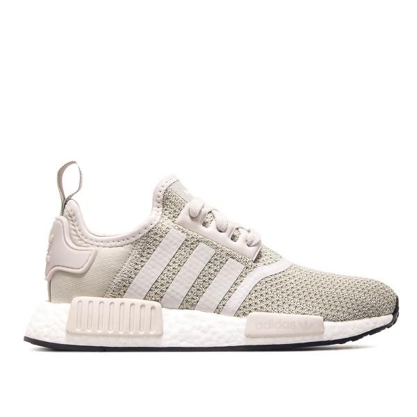 Adidas U NMD R1 Beige White