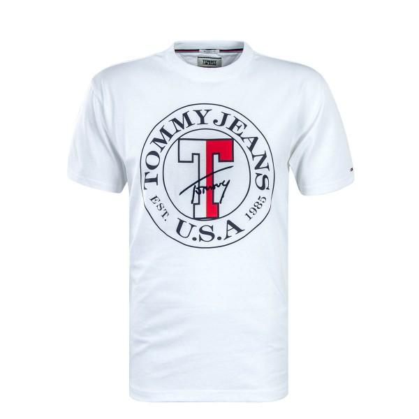 Tommy TS TJM Circle White