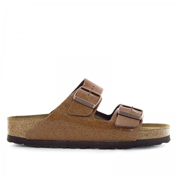 Birkenstock Wmn Arizona Galaxy Bronze